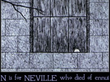 N is for Neville_Gorey